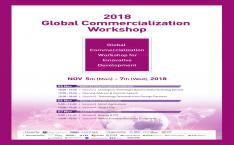 2018 GLOBAL COMMERCIALIZATION WORKSHOP 사진